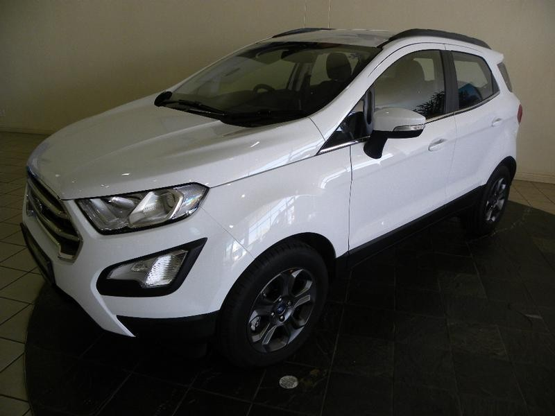 2019 Ford EcoSport 1.0 Ecoboost Trend Auto Gauteng Springs_0
