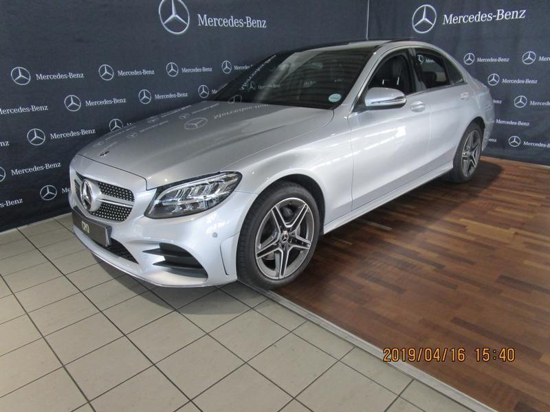 2018 Mercedes-Benz C-Class C180 Auto Western Cape Cape Town_0
