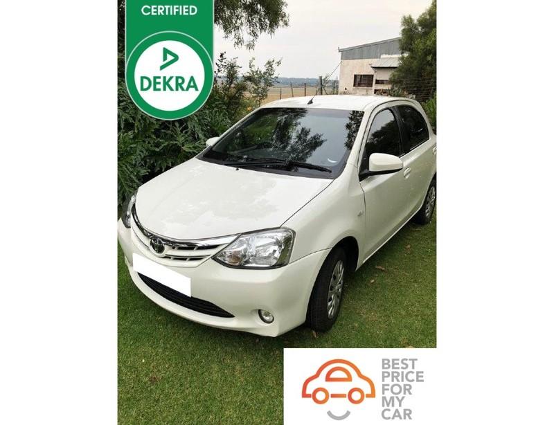 2015 Toyota Etios 1.5 Xs 5dr  Gauteng Pretoria_0
