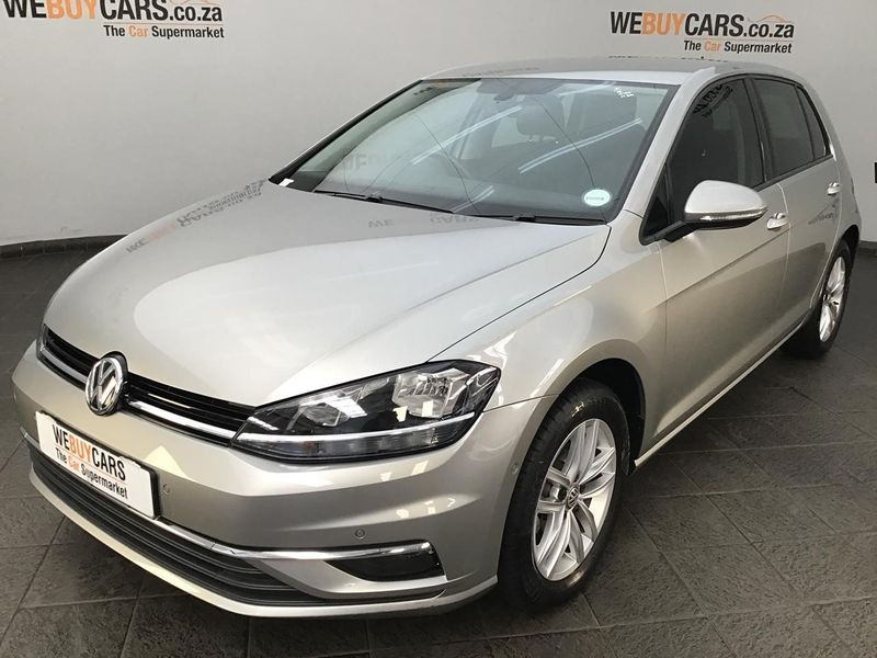 2018 Volkswagen Golf VII 1.0 TSI Comfortline Gauteng Centurion_0