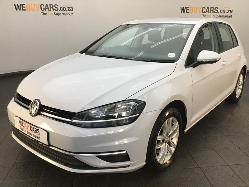 2017 Volkswagen Golf VII 1.4 TSI Comfortline DSG Gauteng Centurion_0