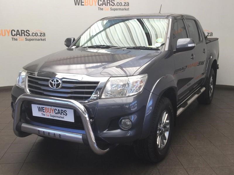 2013 Toyota Hilux 2.7 Vvti Raider Rb Pu Dc  Gauteng Centurion_0