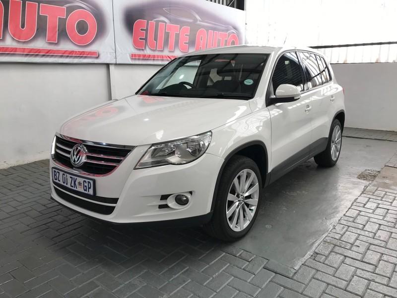 2010 Volkswagen Tiguan 1.4 Tsi Trend-fun 4mot  Gauteng Vereeniging_0