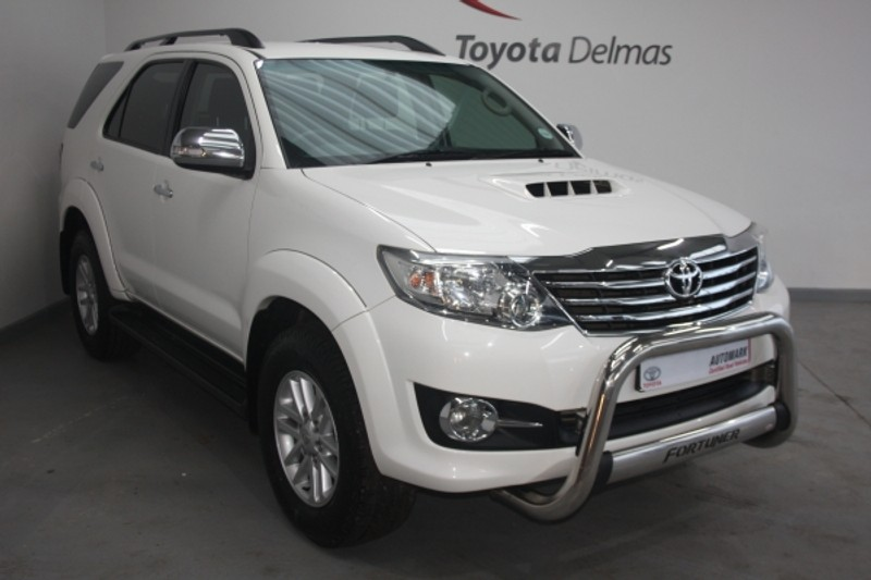 2015 Toyota Fortuner 2.5d-4d Rb At  Mpumalanga Delmas_0
