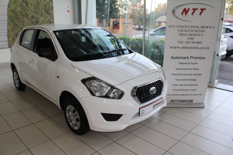2018 Datsun Go 1.2 LUX Limpopo Phalaborwa_0