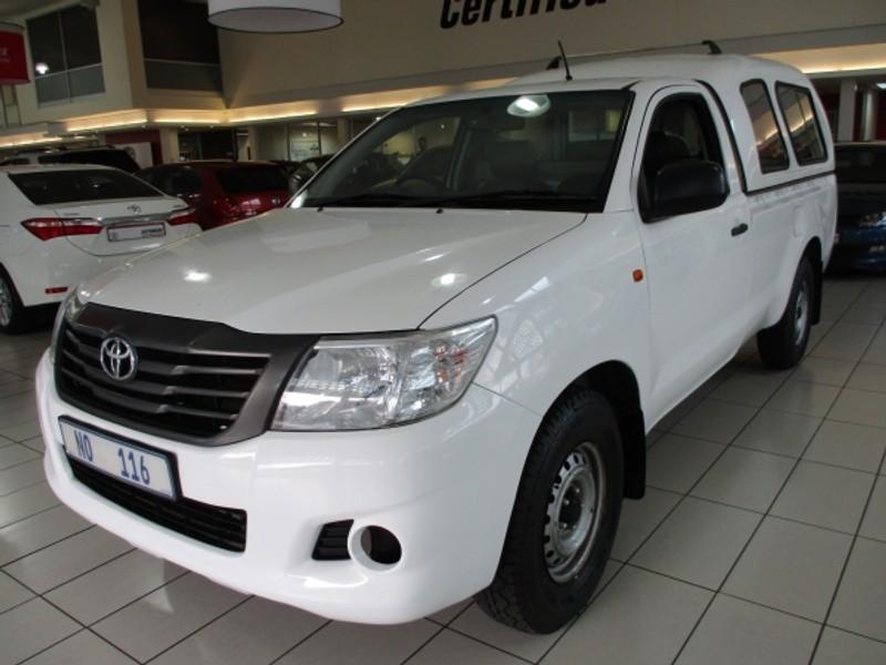 2014 Toyota Hilux 2.0 Vvti Pu Sc  Kwazulu Natal Vryheid_0
