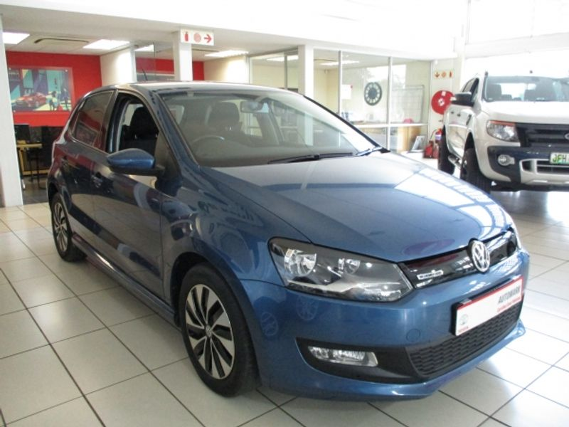 2015 Volkswagen Polo GP 1.0 TSI Bluemotion Kwazulu Natal Vryheid_0