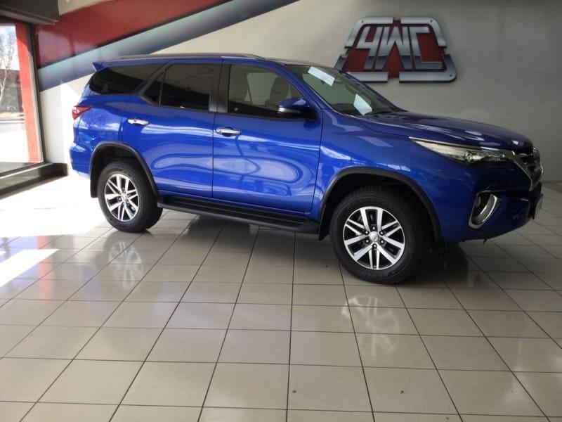 2017 Toyota Fortuner 2.8GD-6 RB Auto Mpumalanga Middelburg_0