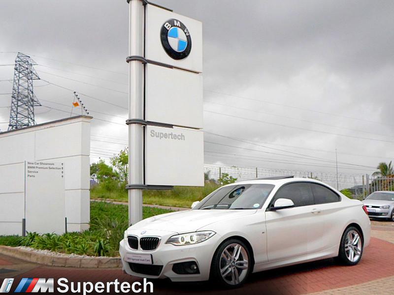 2015 BMW 2 Series 220D M Sport Auto Kwazulu Natal Durban_0