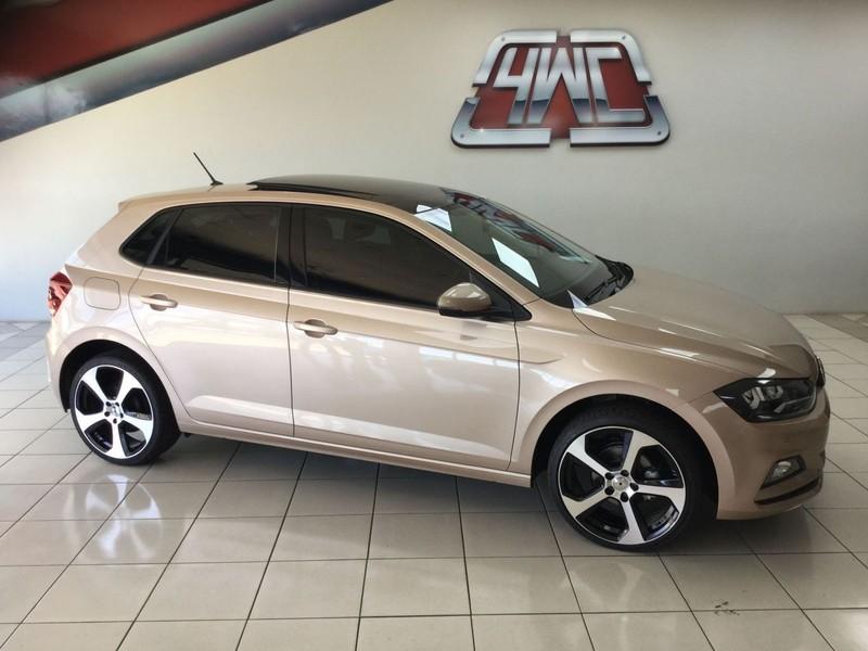 2019 Volkswagen Polo 1.0 TSI Comfortline Mpumalanga Middelburg_0