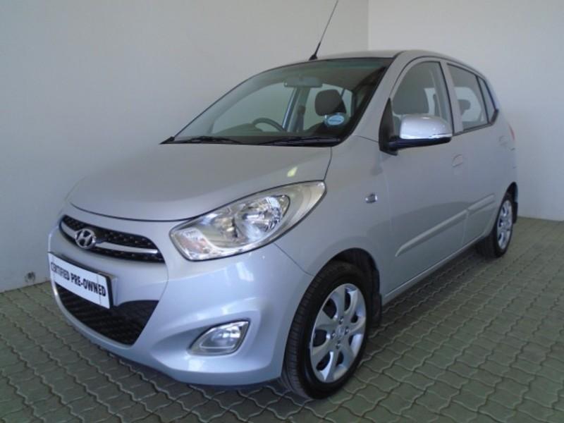 2018 Hyundai i10 1.1 Motion Auto Gauteng Johannesburg_0