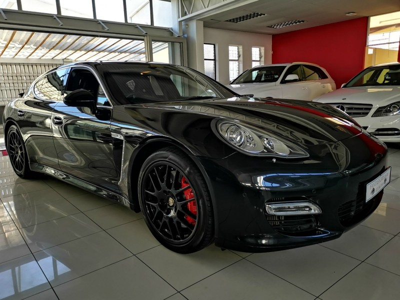 Used Porsche Panamera Turbo Pdk For Sale In Western Cape Cars Co