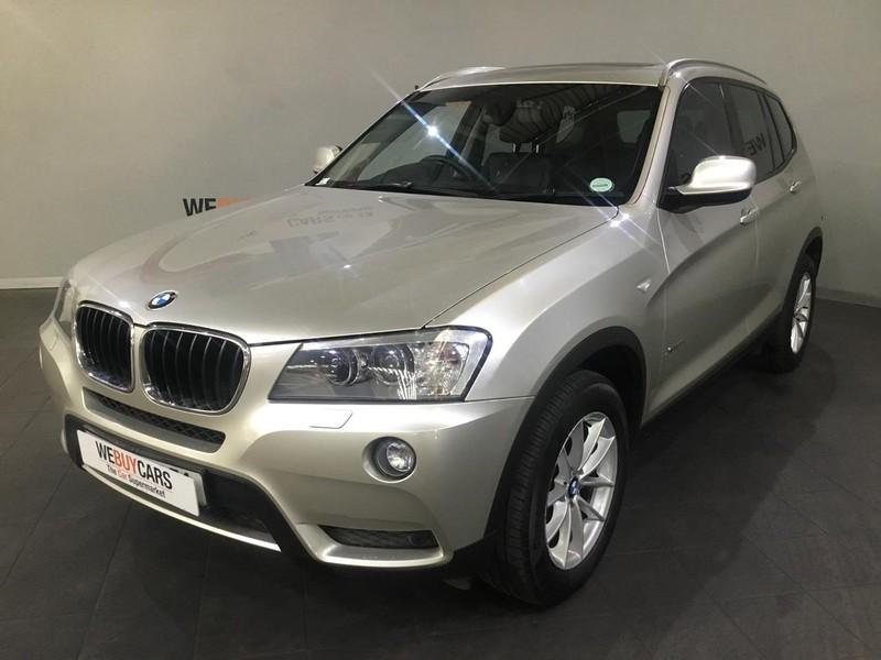 2012 BMW X3 Xdrive20i  At  Western Cape Cape Town_0