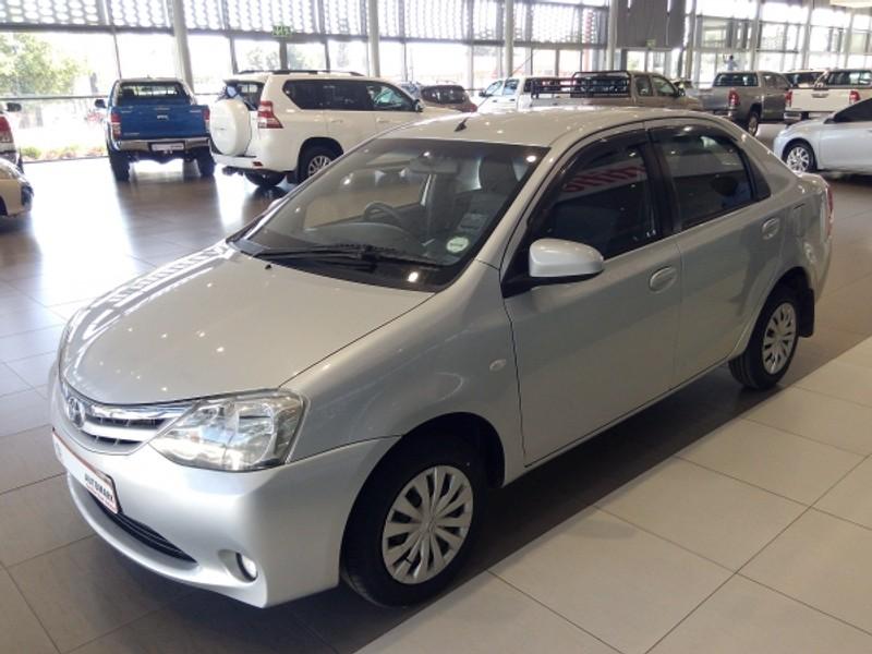 2013 Toyota Etios 1.5 Xs  Limpopo Mokopane_0