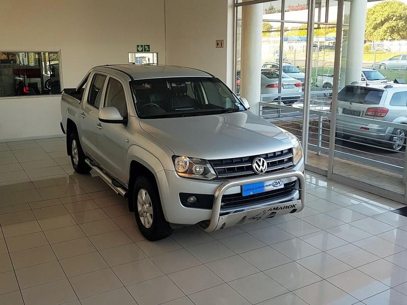 Used Volkswagen Amarok 2 0tdi Trendline 90kw 4 Motion Double Cab For