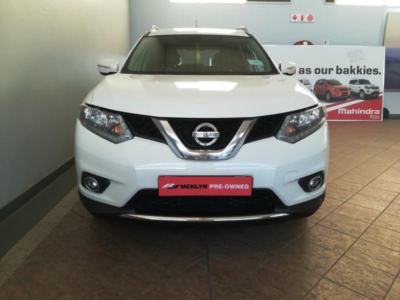 2017 Nissan X-trail 2.5 SE 4X4 CVT T32 Gauteng Menlyn_0
