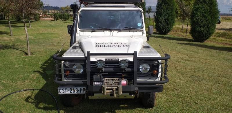 land rover defender 110 td5 2002
