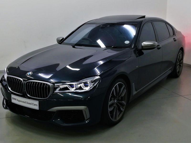 2017 BMW 7 Series M760 Li xDRIVE G12 Kwazulu Natal Shelly Beach_0