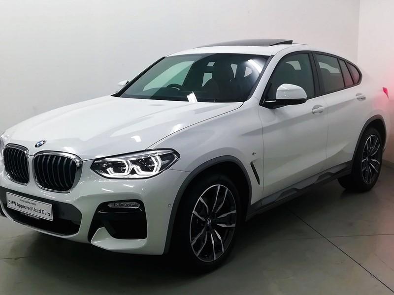 2019 BMW X4 xDRIVE20d M Sport Kwazulu Natal Shelly Beach_0