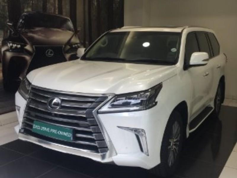 2019 Lexus LX 5.7 V8 Gauteng Centurion_0
