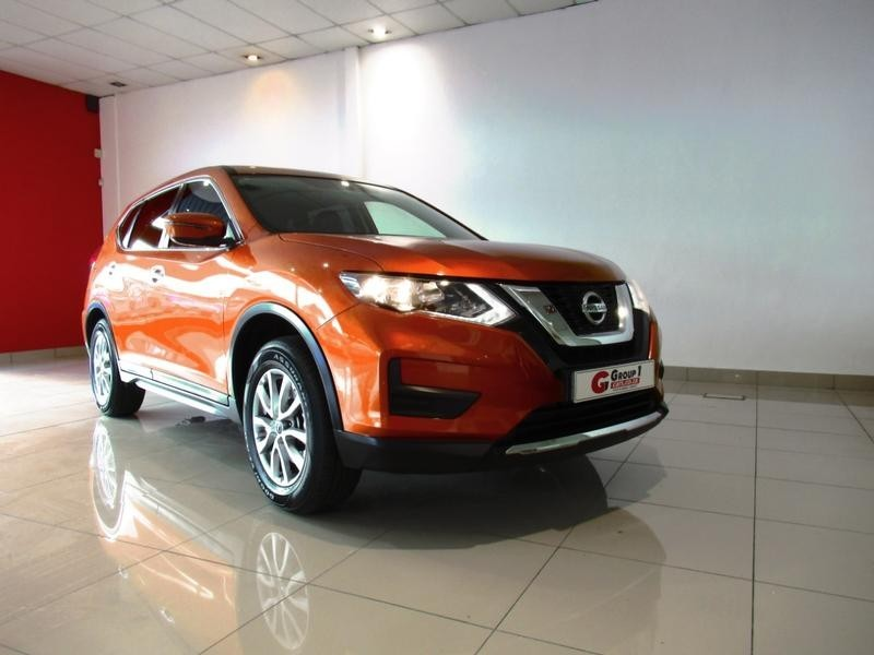 2018 Nissan X-Trail 1.6dCi Visia 7S Western Cape Kuils River_0