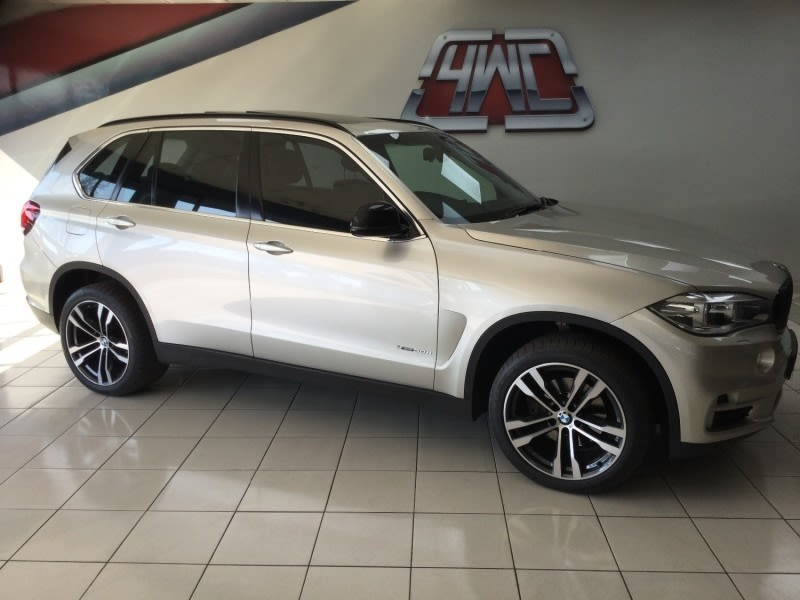 2014 BMW X5 Xdrive30d At  Mpumalanga Middelburg_0