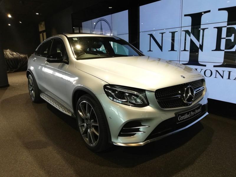 2018 Mercedes-Benz GLC AMG GLC 43 Coupe 4MATIC Gauteng Sandton_0