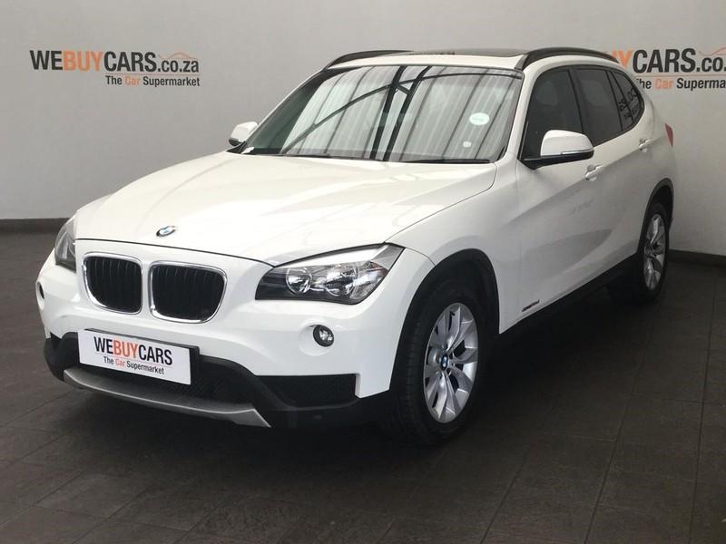 2014 BMW X1 Sdrive20d At  Gauteng Centurion_0