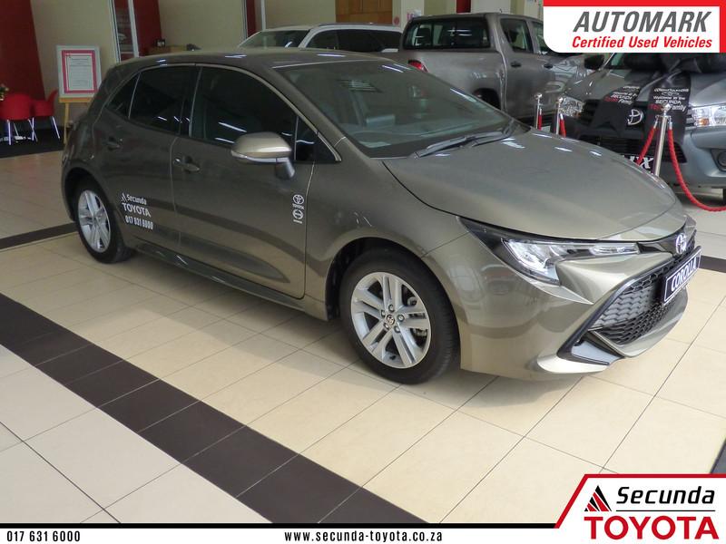 2019 Toyota Corolla 1.2T XS CVT 5-Door Mpumalanga Secunda_0