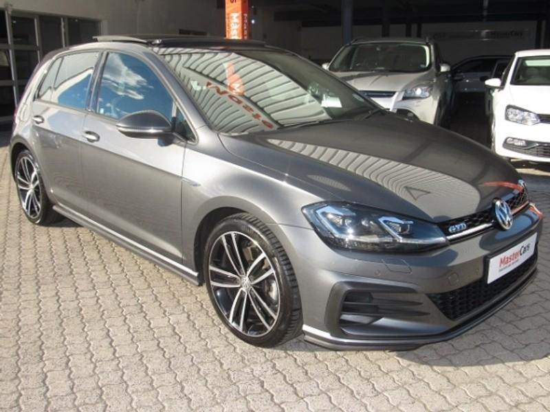 2018 Volkswagen Golf VII GTD 2.0 TDI DSG Western Cape Stellenbosch_0