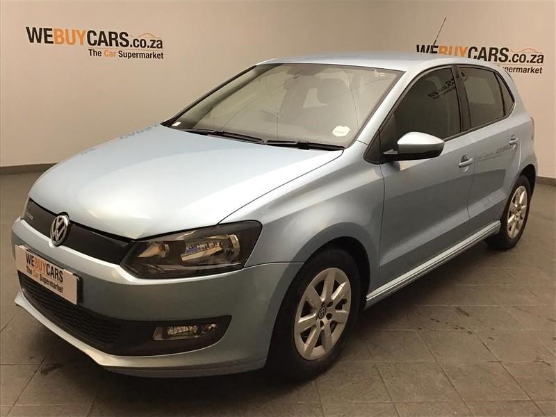 2014 Volkswagen Polo 1.2 Tdi Bluemotion 5dr  Gauteng Centurion_0