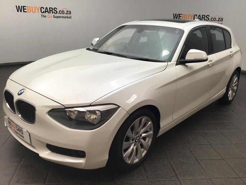 2012 BMW 1 Series 118i 5dr At f20  Gauteng Centurion_0