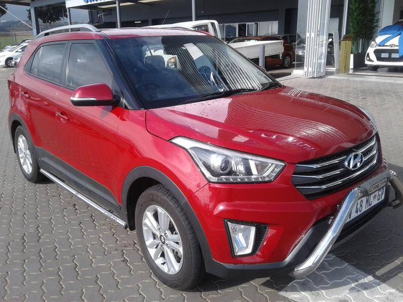 2017 Hyundai Creta 1.6D Executive Auto Gauteng Roodepoort_0