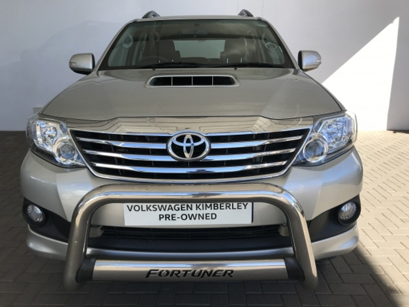 2014 Toyota Fortuner 2.5d-4d Rb At  Northern Cape Kimberley_0