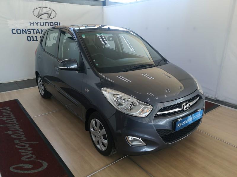 2017 Hyundai i10 1.1 Gls  Gauteng Roodepoort_0