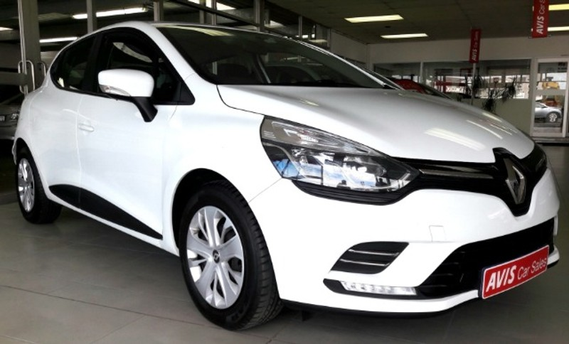 2018 Renault Clio IV 900T Authentique 5-Door 66kW Western Cape Strand_0