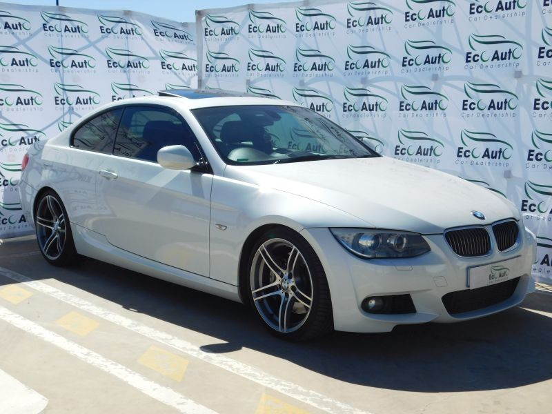 Used Bmw 3 Series 335i Coupe Sport A T E92 For Sale In Gauteng