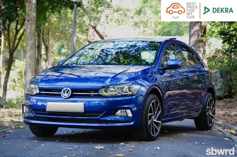 2018 Volkswagen Polo 1.0 TSI Highline DSG 85kW Western Cape Goodwood_0
