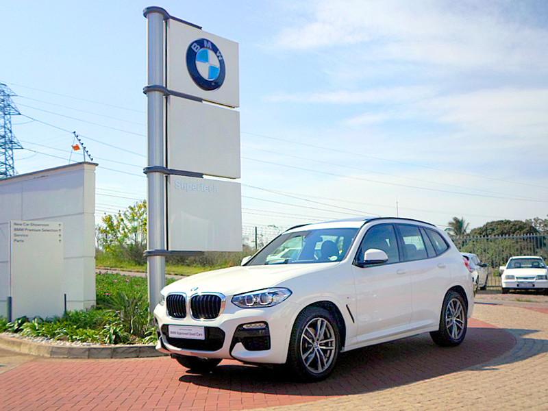 2019 BMW X3 xDRIVE 20d M-Sport G01 Kwazulu Natal Durban_0