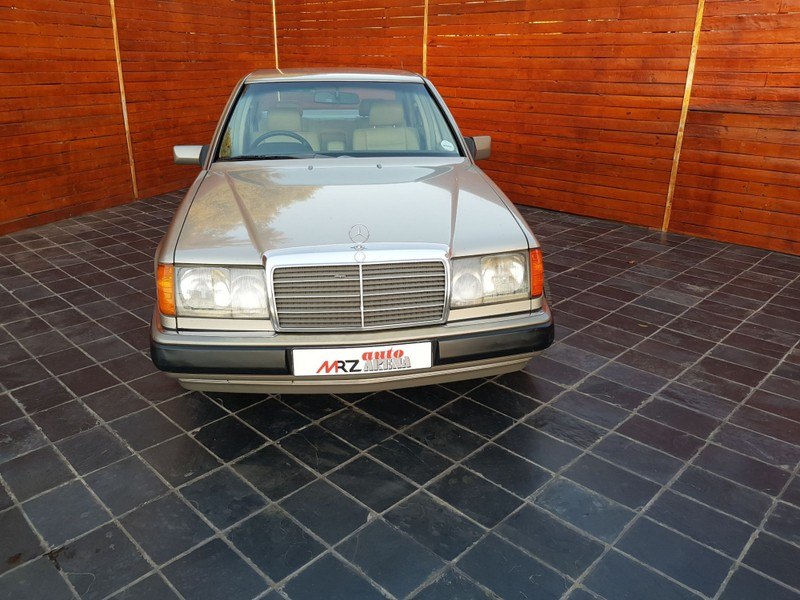 Used Mercedes-Benz E-Class 230 E A/t A/c (w124) for sale in Gauteng