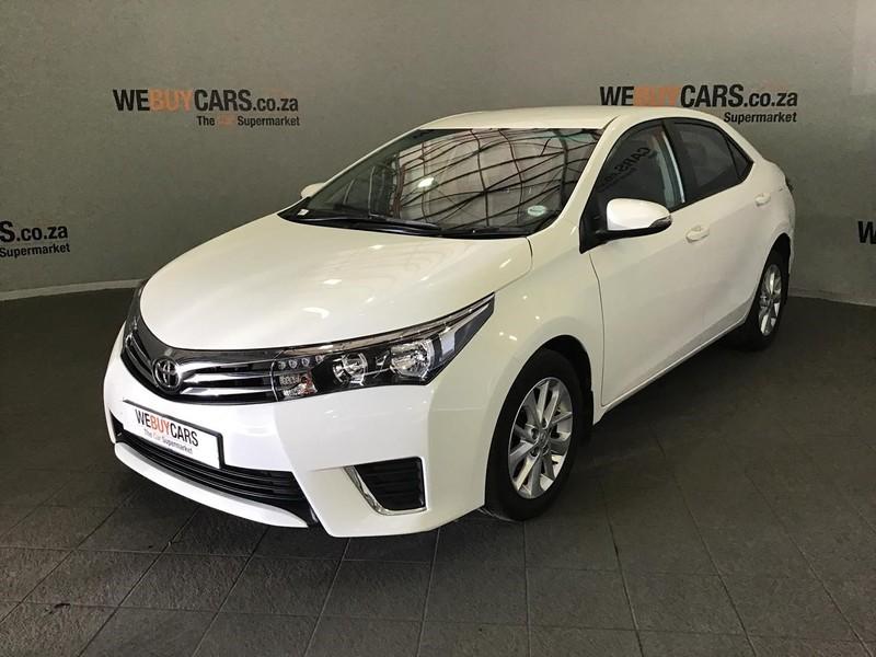 2016 Toyota Corolla 1.4D Prestige Kwazulu Natal Durban_0