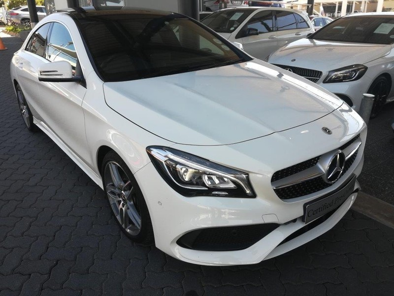 Used Mercedes-Benz CLA-Class 200d AMG for sale in Gauteng