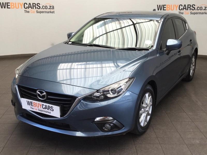 2014 Mazda 3 2.0 Individual 5-Door Gauteng Centurion_0