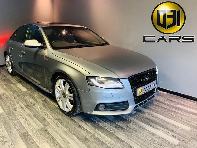 Used Audi S4 with Sunroof and Xenons for sale in Kwazulu