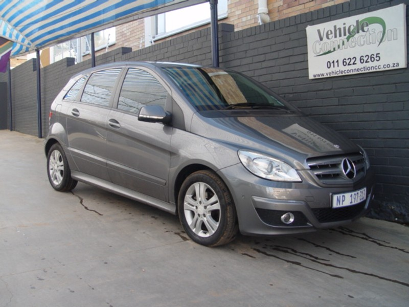 Used Mercedes Benz B Class B 180 At For Sale In Gauteng Carsco