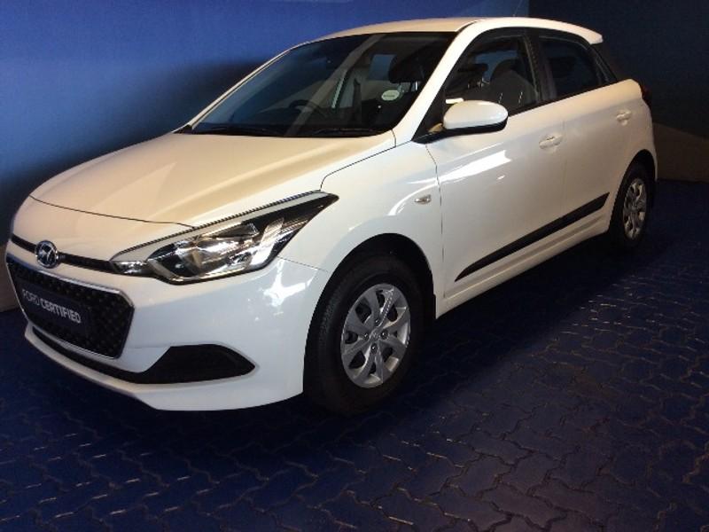 2018 Hyundai i20 1.2 Motion Gauteng Alberton_0