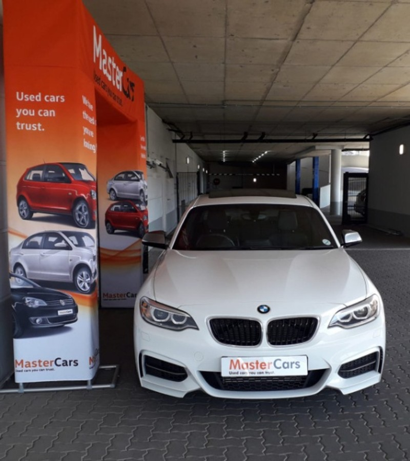 Used BMW 2 Series M235i Auto For Sale In Gauteng