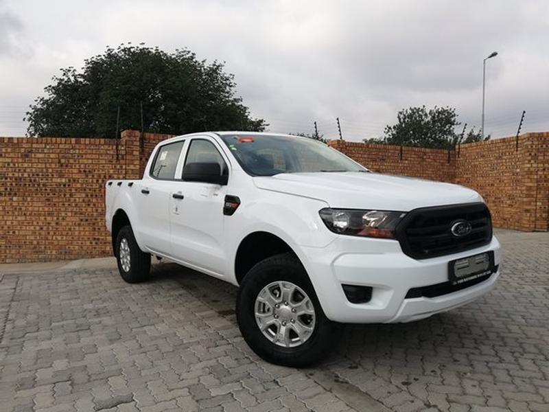 2019 Ford Ranger 2.2TDCi XL Double Cab Bakkie North West Province Rustenburg_0