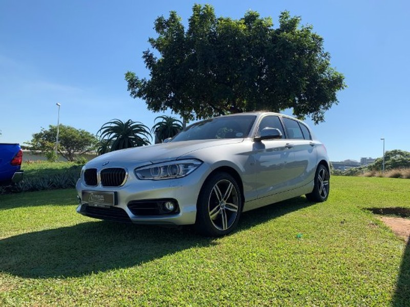 2016 BMW 1 Series 120i 5DR Auto f20 Kwazulu Natal Umhlanga Rocks_0