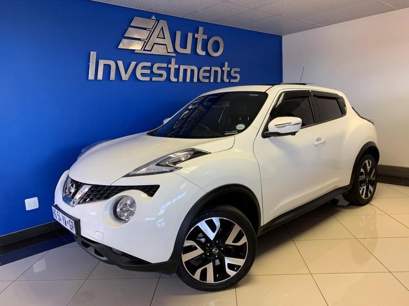 2018 Nissan Juke 1.6T Tekna Gauteng Vanderbijlpark_0